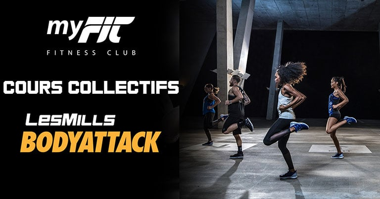 Cours Collectifs - Body Attack