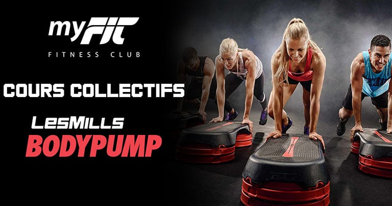 Cours Collectifs - Body Pump