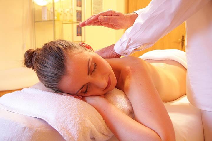 Séance de massage à Annecy