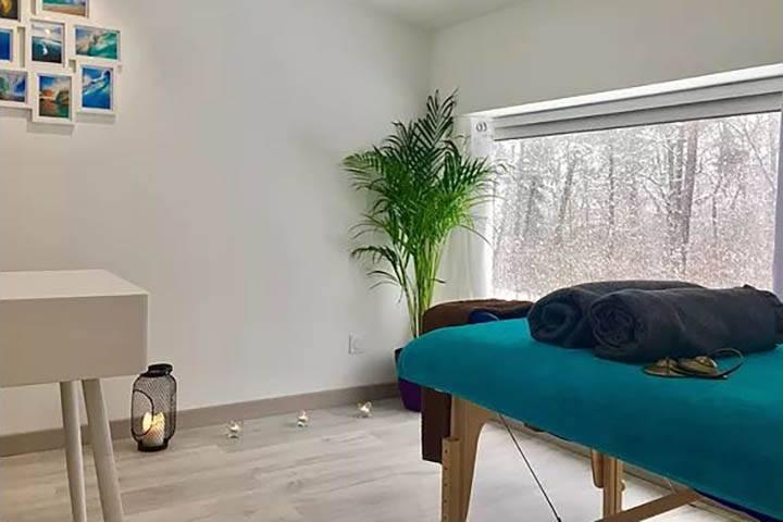 Espace massage et Bien-être