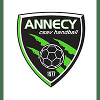 Annecy CSAV Handball 1977
