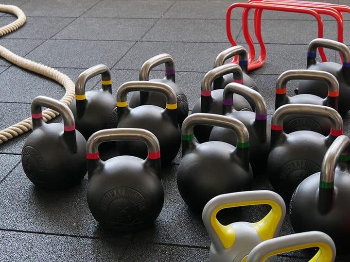 Musculation et entraînement avec Kettlebelles à Annecy