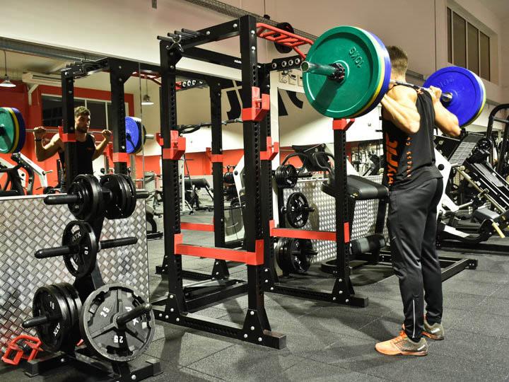 Musculation, force Haltero et squat
