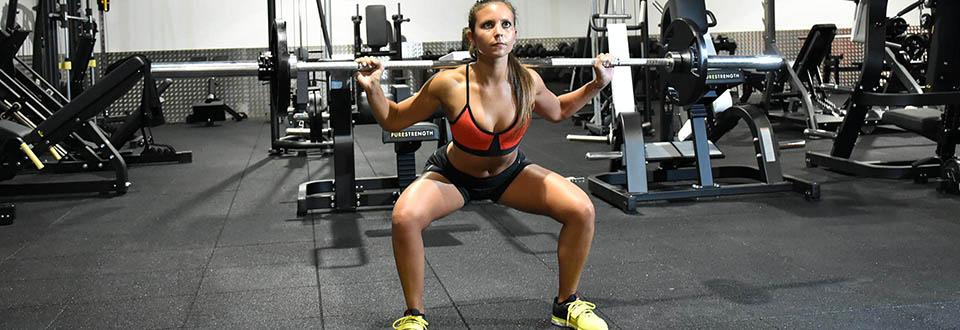 Musculation femme, Force et Haltérophilie
