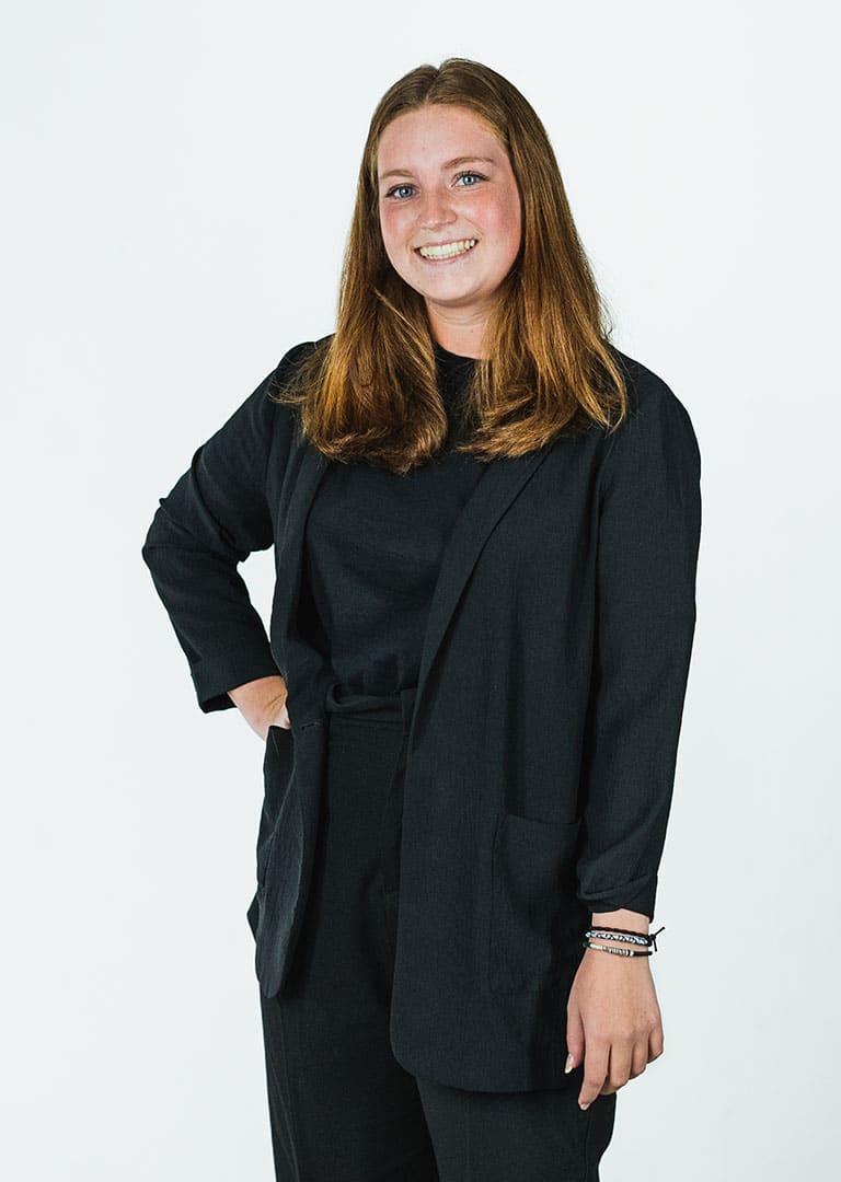 Lisa MAUDONNET - Stagiaire NDRC