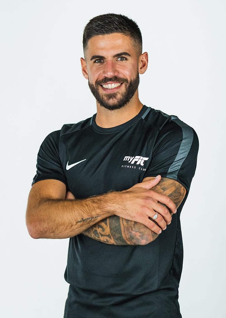 Mathieu - Stagiaire coach sportif