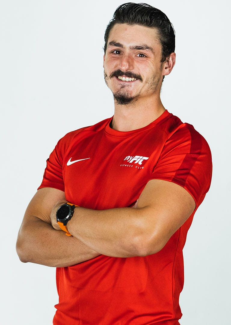 Thomas Dupuy - Personal Trainer à Annecy