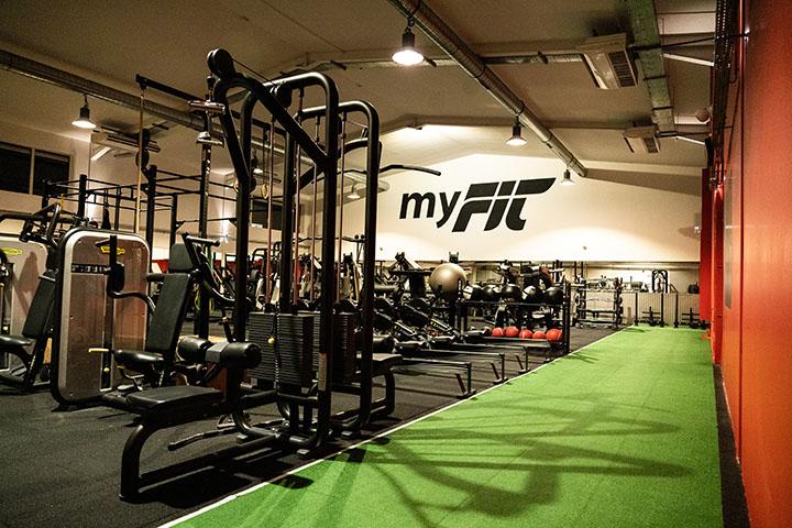 Club de sport MyFit à Annecy