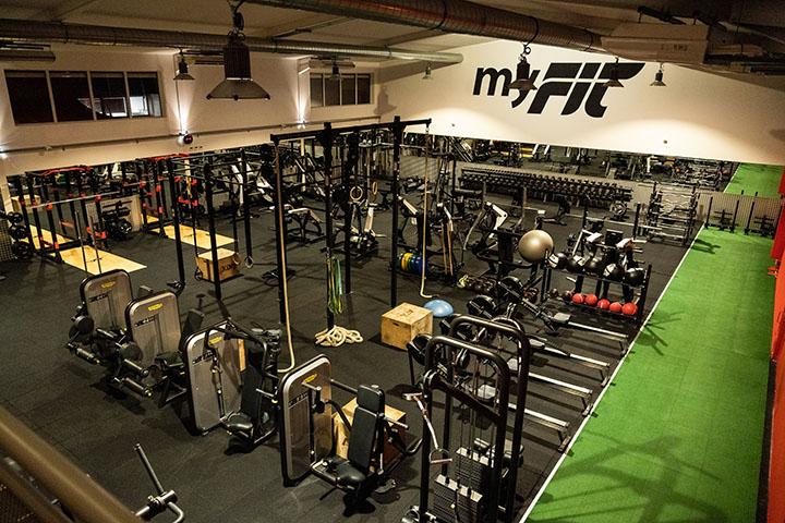 Salle de fitness à Annecy