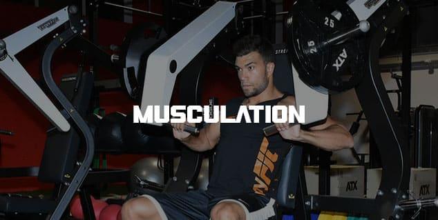 Activité - Musculation